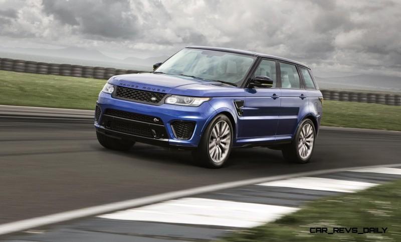 4.5s, 162MPH 2015 Range Rover Sport SVR is Official 31