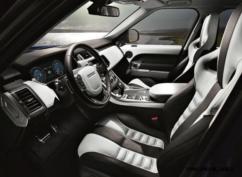 4.5s, 162MPH 2015 Range Rover Sport SVR is Official 34