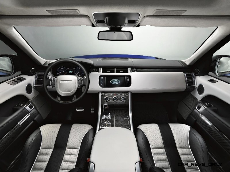 4.5s, 162MPH 2015 Range Rover Sport SVR is Official 35