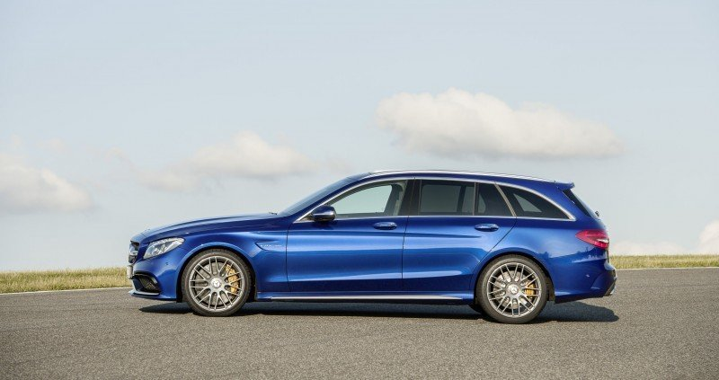 510HP, 3.9s 2015 Mercedes-AMG C63 S Joings New C63 - Without the Benz Name 20