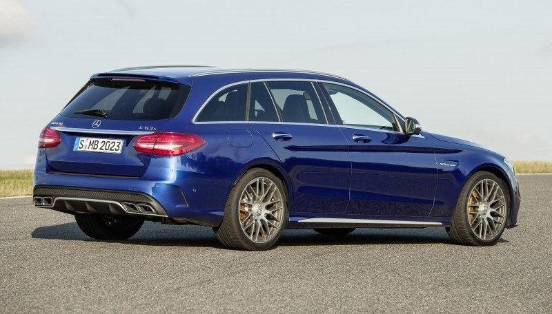 510HP, 3.9s 2015 Mercedes-AMG C63 S Joings New C63 - Without the Benz Name 23