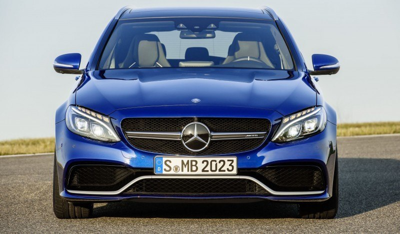 510HP, 3.9s 2015 Mercedes-AMG C63 S Joings New C63 - Without the Benz Name 26