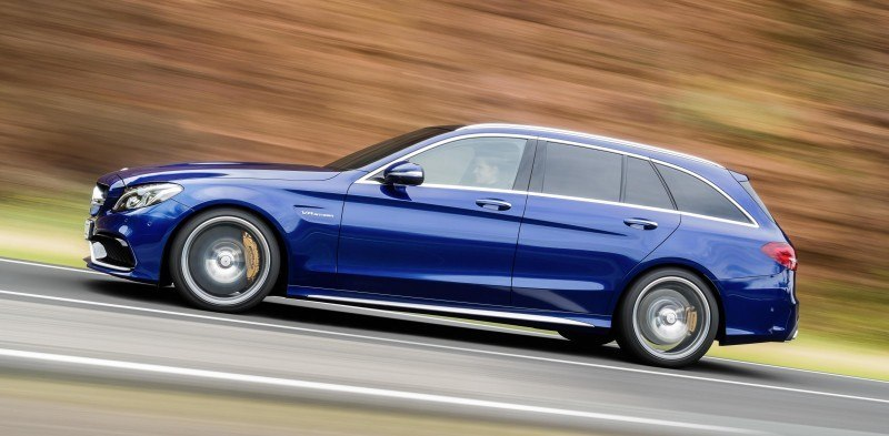 510HP, 3.9s 2015 Mercedes-AMG C63 S Joings New C63 - Without the Benz Name 29