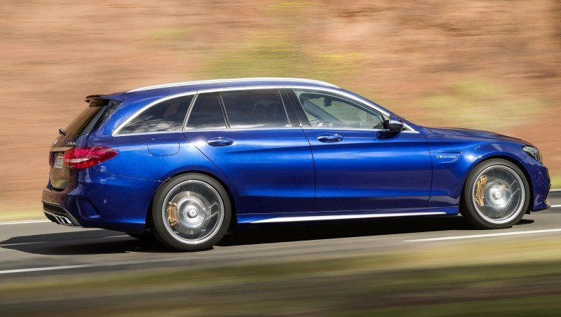 510HP, 3.9s 2015 Mercedes-AMG C63 S Joings New C63 - Without the Benz Name 31