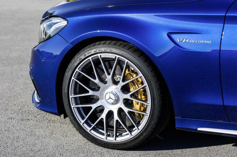 510HP, 3.9s 2015 Mercedes-AMG C63 S Joings New C63 - Without the Benz Name 34