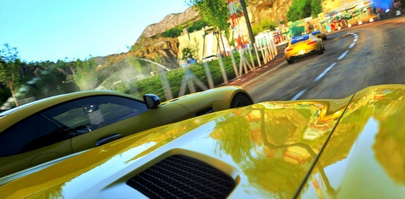 AMG GT Launching New PS4 Racing Game DRIVECLUB on October 8th 1