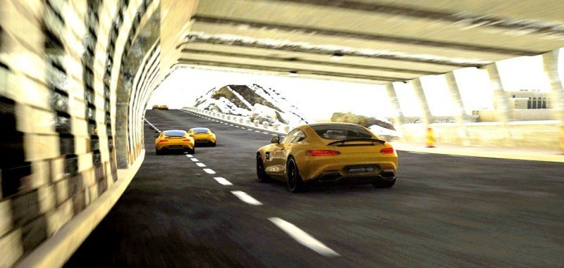 AMG GT Launching New PS4 Racing Game DRIVECLUB on October 8th 4