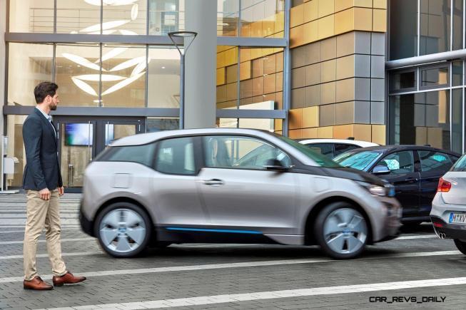 BMW CES 2016 Tech 50
