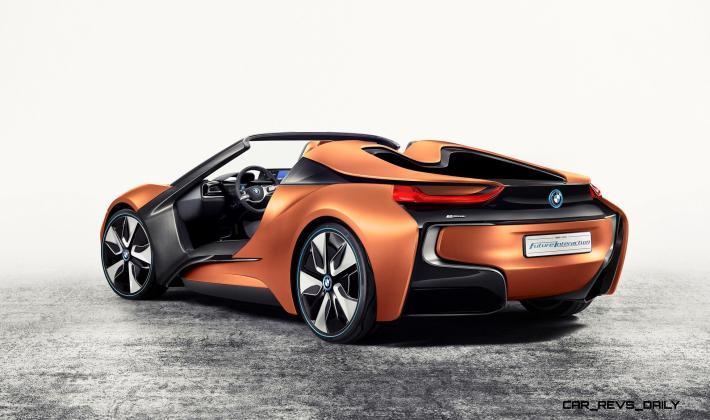 BMW i Vision Future Interaction 21