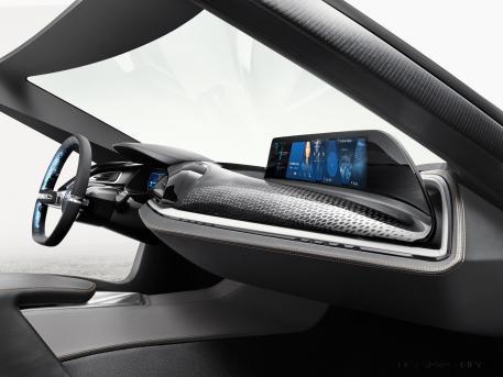 BMW i Vision Future Interaction 24