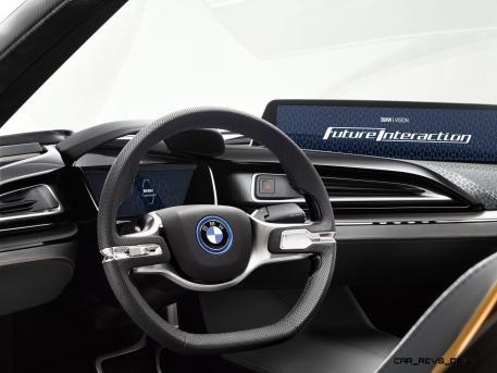 BMW i Vision Future Interaction 25