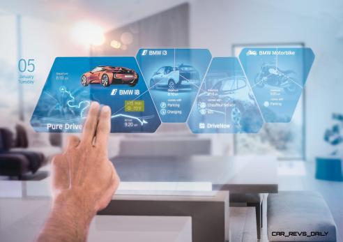 BMW i Vision Future Interaction 28