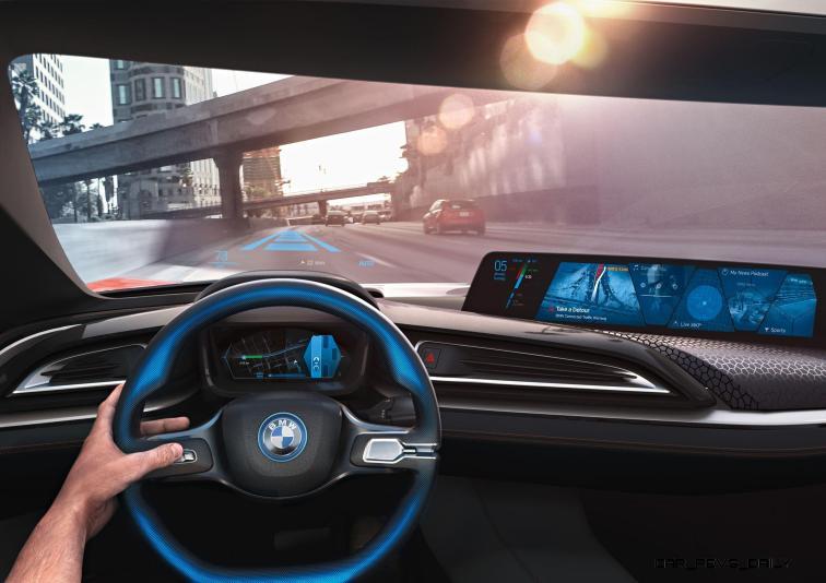BMW i Vision Future Interaction 31