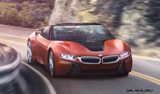 BMW i Vision Future Interaction 35
