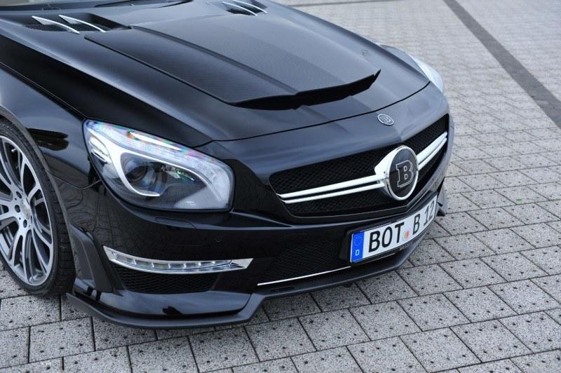 BRABUS 800 V12 Roadster 16
