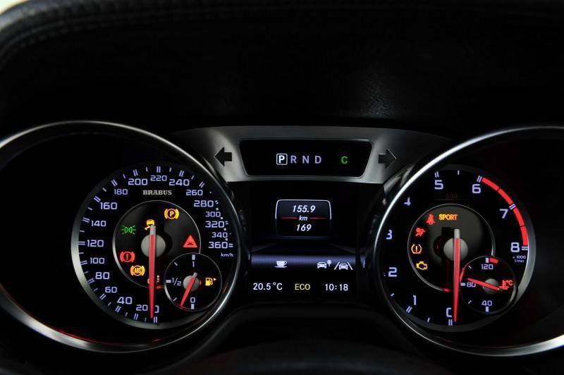 BRABUS 800 V12 Roadster 43