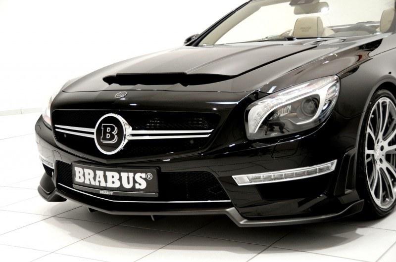 BRABUS 800 V12 Roadster 7