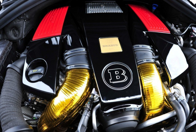 BRABUS B63S 700 Widestar Upgrades for Mercedes-Benz GL-Class Are Ready for Hollywood A-List 4