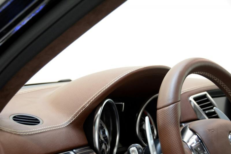 BRABUS B63S 700 Widestar Upgrades for Mercedes-Benz GL-Class Are Ready for Hollywood A-List 44