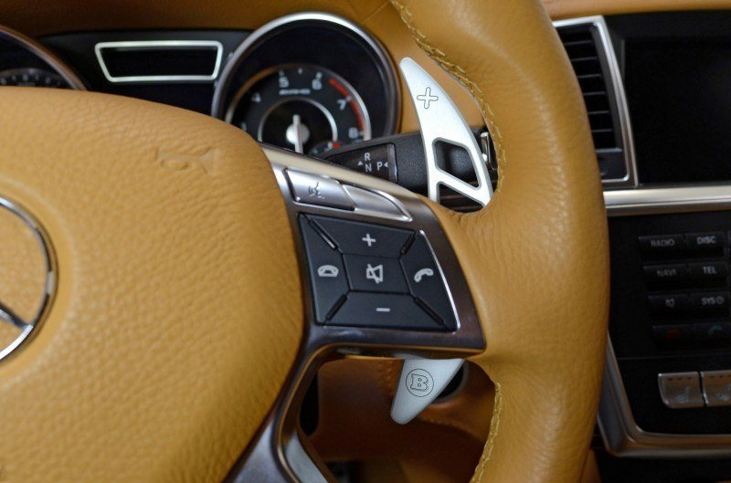BRABUS B63S 700 Widestar Upgrades for Mercedes-Benz GL-Class Are Ready for Hollywood A-List 9