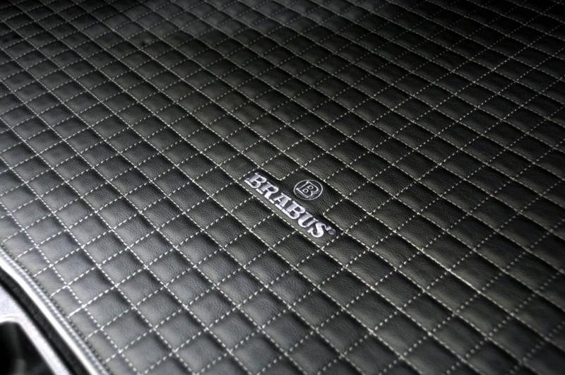 BRABUS Custom Interiors for the Mercedes-Benz ML-Class SUV 13
