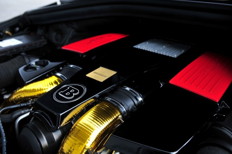 BRABUS Custom Interiors for the Mercedes-Benz ML-Class SUV 21
