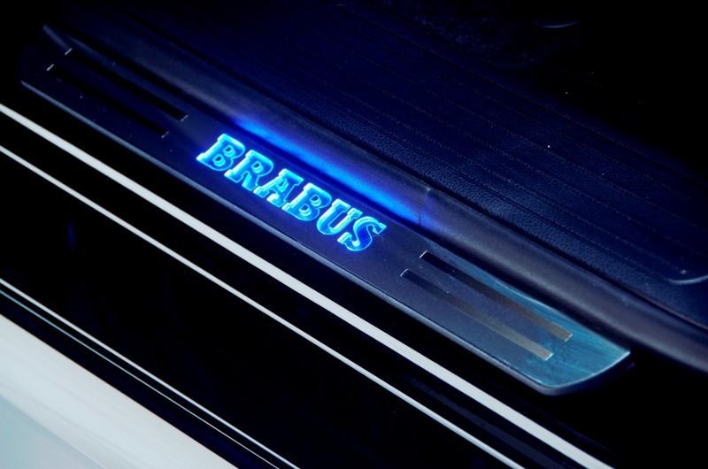 BRABUS Custom Interiors for the Mercedes-Benz ML-Class SUV 27