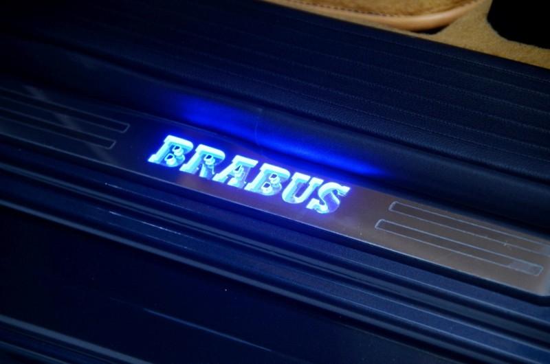 BRABUS Custom Interiors for the Mercedes-Benz ML-Class SUV 29