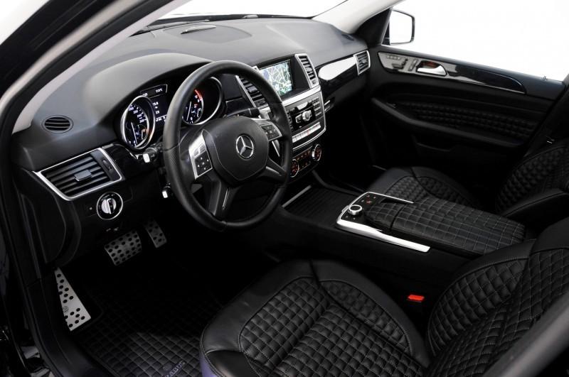 BRABUS Custom Interiors for the Mercedes-Benz ML-Class SUV 3