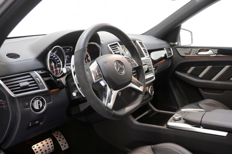 BRABUS Custom Interiors for the Mercedes-Benz ML-Class SUV 40