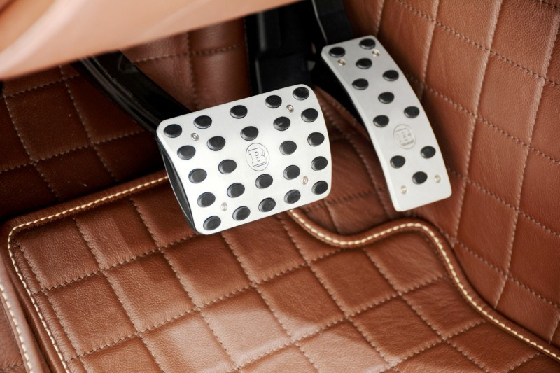 BRABUS Custom Interiors for the Mercedes-Benz ML-Class SUV 44