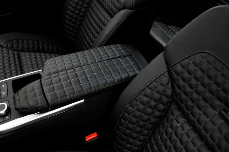 BRABUS Custom Interiors for the Mercedes-Benz ML-Class SUV 8