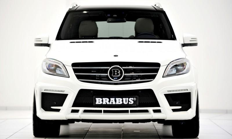 BRABUS Mercedes-Benz ML-Class 47