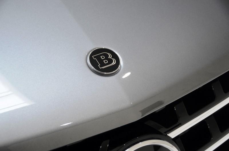 BRABUS Mercedes-Benz ML-Class 67