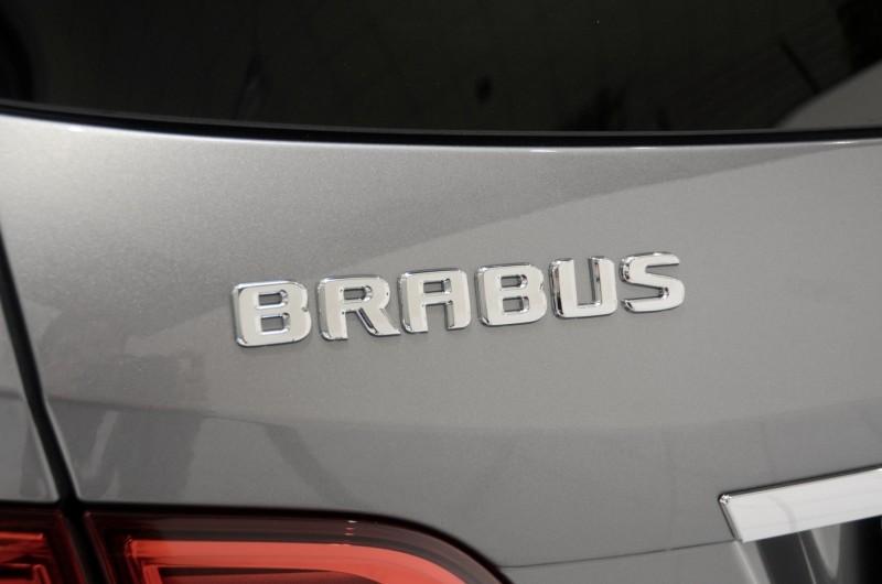 BRABUS Mercedes-Benz ML-Class 78