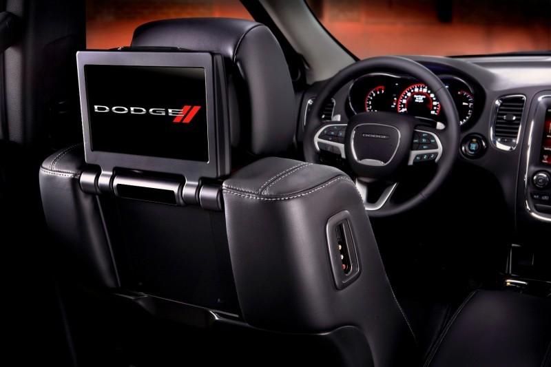 Best of Awards - Coolest SUV Stance - Dodge Durango  29