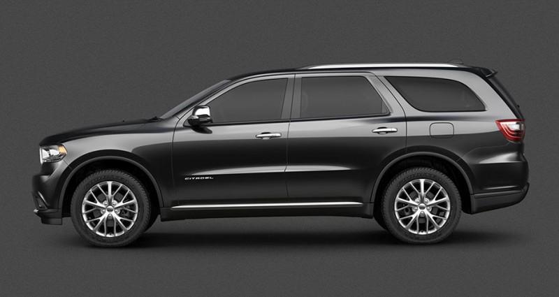 Best of Awards - Coolest SUV Stance - Dodge Durango  4