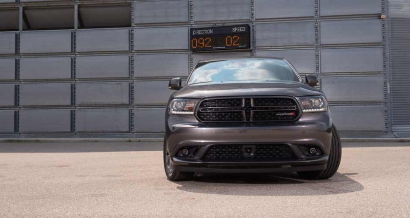 Best of Awards - Coolest SUV Stance - Dodge Durango  8