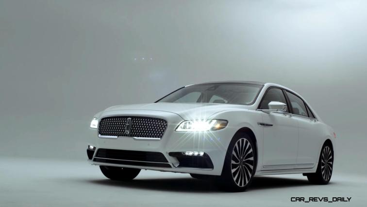 Best of NAIAS - 2017 Lincoln CONTINENTAL Limo 32