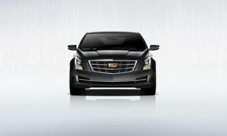 Black 2015 Cadillac ATS Coupe Premium 26