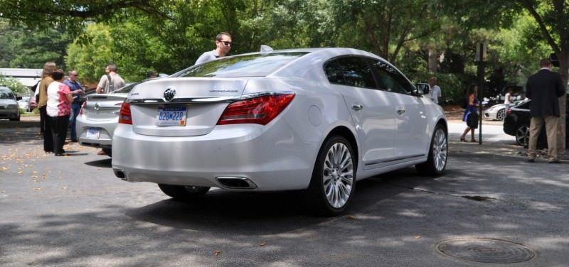 Buick OnStar 4GLTE As Standard Is A Game-Changer for In-Car Mobile Broadband 72