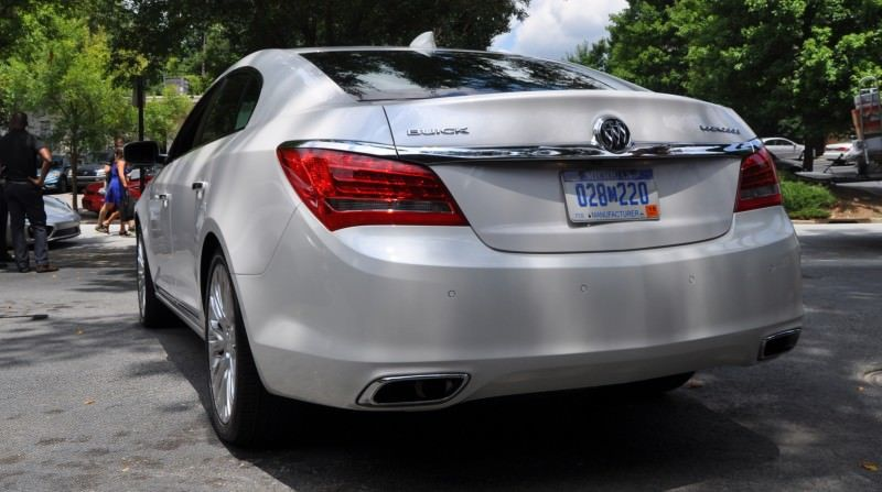 Buick OnStar 4GLTE As Standard Is A Game-Changer for In-Car Mobile Broadband 77