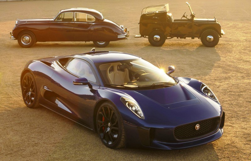 Canned Hypercar Debrief - 2010 JAGUAR C-X75 Is Too Sexy For Its Turbines 11