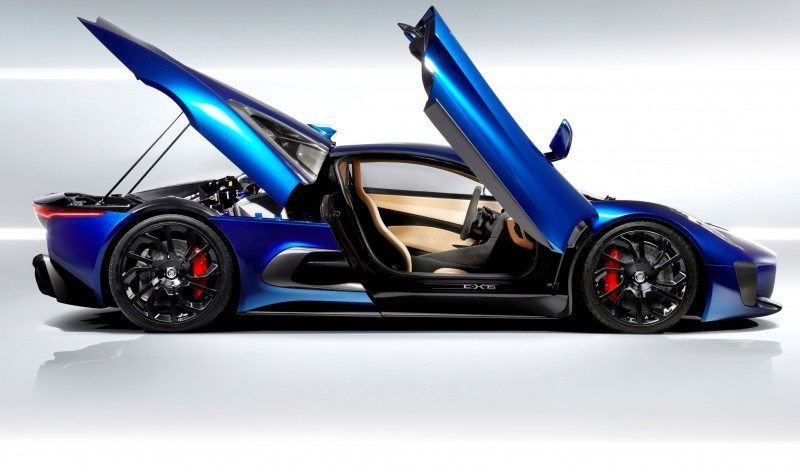 Canned Hypercar Debrief - 2010 JAGUAR C-X75 Is Too Sexy For Its Turbines 32