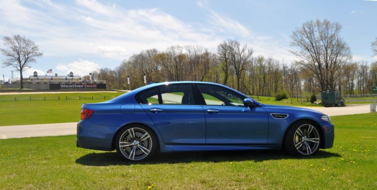 Car-Revs-Daily Track Tests 2014 BMW M5 12