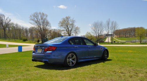 Car-Revs-Daily Track Tests 2014 BMW M5 16