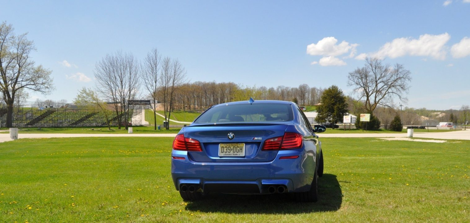 Car-Revs-Daily Track Tests 2014 BMW M5 20
