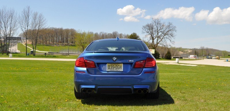 Car-Revs-Daily Track Tests 2014 BMW M5 21