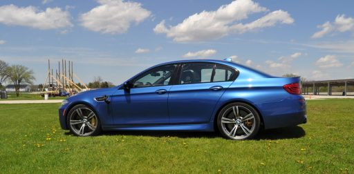 Car-Revs-Daily Track Tests 2014 BMW M5 31