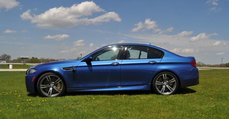 Car-Revs-Daily Track Tests 2014 BMW M5 34